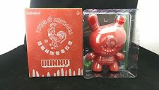 """Kidrobot Sketracha 8"""" Dunny Full Version by Sket-One Worldwide Free S/H"""