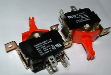 pack 12 x Arrow 10A 250v ac toggle switch 93RP4040B017K double pole DPST 250vac