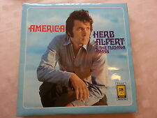 LP's on Sale Herb Alpert AMERICA AMLB1000  VG++ condition super fast postageL@@K
