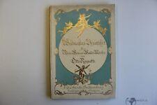 altes Buch Waldmeisters Brautfahrt Rhein - Wein und Wander Märchen Otto Roquette