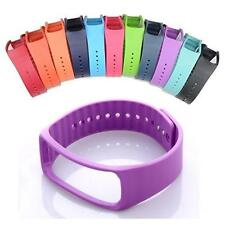 Replacement Band Wrist Strap Bracelet FOR Samsung Galaxy Gear Fit SM-R350 PURPLE