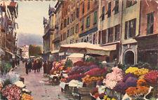 NICE 84 le marché aux fleurs écrite