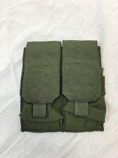 Eagle Industries Double Carbine Mag Pouch OD Green LE Marshals SWAT DFLCS