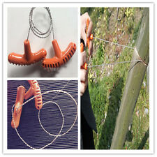 Outdoor Survival Tools Stainless Steel Ring Wire Emergency Camping Saw Rope New