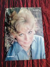 KIM NOVAK  - FILM STAR - 1 PAGE  PICTURE- CLIPPING/CUTTING