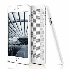 iPhone 6/6S Plus White Case Cover Protective Anti-scratch Mesh Flexible Lohi