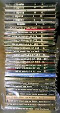 NEW WORLDS Lot 29 issues!! BEST OF  Impulse  SCIENCE FANTASY Emshwiller SIGNED