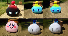 NEW Handmade Sonic The Hedgehog Neutral/Hero/Dark Chao Pillow Plush (& Kirby!)