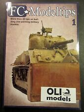 FC ModelTips vol.1 - Building & painting military models guide - Vallejo 75006
