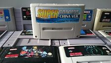 SUPER NINTENDO SNES everdrive CON SD DA 8 GB-UK NEXT DAY spedizione