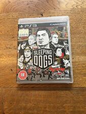 Sleeping Dogs - PS3 (unsealed) New!
