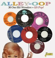 Alley Oop-30 One Hit Wonders-Us Pop (2014, CD NEU)