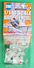 LAST: Bandai Wing Club L3 Japanese A6M2 Zero New MIB 1:144 World War 2 Aircraft