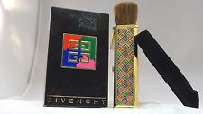 GIVENCHY JEWEL COMPACT BRUSH WITH VELVET CASE - NEW - BOXED