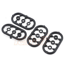 Xray Composite Set of Servo Shims Black T3 T4 X1 X10 X12 XB4 RC Cars #XR-306219