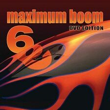 Maximum Boom For Your System - CD NEW