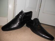 "TED BAKER LONDON Quality grade all leather Pointed toe shoes size uk 10""Eur 44"
