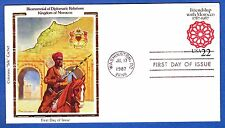 Colorano 2349 United States Diplomatic Relation with Morocco Horse Soldier Cover