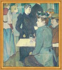 A corner of the Moulin de la galette toulouse-lautrec danse CAFE B a1 02233