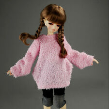 "Dollmore 17"" 1/4 Doll clothes  MSD SIZE - Zermano T (Pink)"