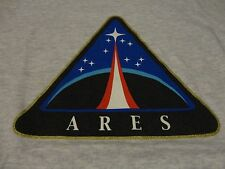 NASA Space ARES Research Exploration Science LOGO T Shirt FREE Shipping sz Large