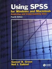 Using SPSS for Windows and Macintosh: Analyzing and Understanding Data (4th Edit