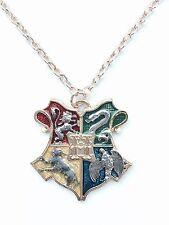 Harry Potter Gryffindor Hogwarts Wappen Logo Halskette Neu