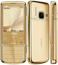 Nokia 6700 Cell Phone Gold Edition  GSM 3G GPS 5MP Camera