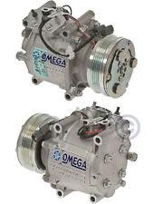 Omega Environmental 20-04993 A/C Compressor SANDEN OEM PART