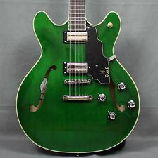 NEW Guild Starfire IV Stoptail Semi-Hollowbody Electric Guitar - FREE SHIP