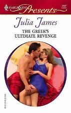 The Greek's Ultimate Revenge by James, Julia