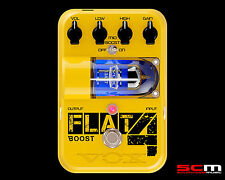 VOX TONE GARAGE FLAT 4 BOOST PEDAL THE BEST PRICE! 50% OFF RRP & FREE SHIPPING