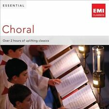 Essential Choral Classics, New Music