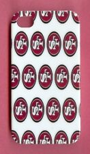 SAN FRANCISCO 49ers 1 Piece Glossy Case / Cover iPhone 4 / 4S (Design 4)+Stylus