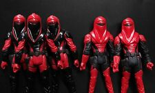 lot 5 Star Wars Kir Kanos CARNOR JAX Crimson Empire Royal Guard 30th Anniversary