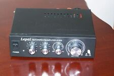 Lepai LP-S30 Hi-Fi Stereo Amplifier USB SD/MMC CARD PLATER AMP Car Amplifier