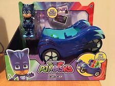 PJ Masks Cat-Car Vehicle and Figure in stock