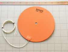Delta 3D Printer HeatBed KEENOVO Round Silicone Heater Pad Dia 280mm 400W 110V