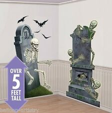 Scary Halloween Scene Setter Add On - Graveyard Raiders