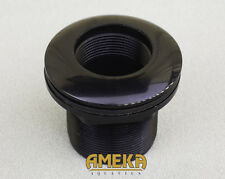 "1-1/2"" 1.5"" Bulkhead Fitting Thread x Thread, Silicon Washer, Very High Quality"