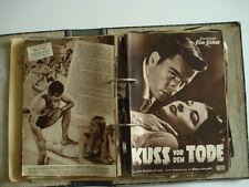 ca.300 Illustrierte Film Bühne Filmprogramme Sammlung gelocht gebraucht ab 2901