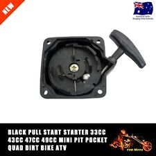 Pull Start/Starter 2 Stroke 43/47/49cc Mini Dirt/Pit Pocket /Rocke ATV Quad Bike