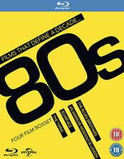Films That Define a Decade: '80s (Box Set) [Blu-ray]