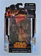 "Star Wars The Empire Strikes Back 3.75"" Figure Snow Mission Darth Vader"