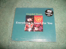 CROWDED HOUSE EVERYTHING IS GOOD FOR YOU CD SINGLE RARE