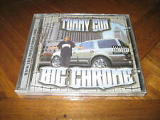 Chicano Rap CD Tommy Gun - Big Chrome - West Coast Latin 2004