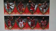 2008-09 Upper Deck Michael Jordan Legacy Collection (8 cards)   [001]