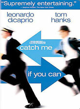 Catch Me If You Can (DVD, 2003, 2-Disc Set, Widescreen) New Sealed