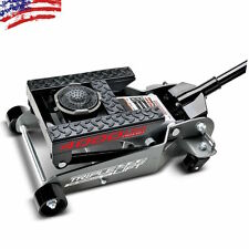 Powerbuilt 620422E 2 Ton 4000lb Triple Lift Floor Jack Cars Trucks Motorcycles