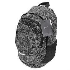 Nike Legend Backpack Print Grey White Black Womens Sports Bag BA5207-011